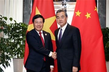 Việt Nam, Trung Quốc nhất trí thúc đẩy triển khai thỏa thuận cấp cao