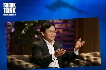 Không hiểu gì về công nghệ, Shark Phú vẫn quyết định đầu tư 3,4 tỷ đồng cho start-up TicTag