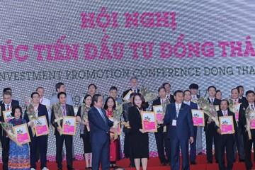 Gần 24.000 tỷ đồng vốn đăng ký đầu tư vào tỉnh Đồng Tháp