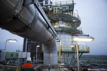 Giá dầu thô đầu quay đầu giảm