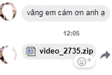 Mã độc đào tiền ảo lây lan qua Facebook Messenger