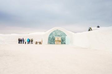 IceHotel: 'Cung điện mùa đông' của Thụy Điển