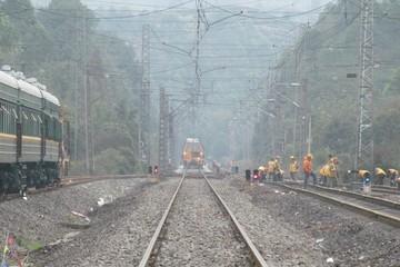 Trung Quốc khởi công tuyến đường sắt cao tốc hướng tới ASEAN