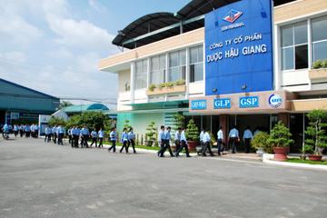Công đoàn Dược Hậu Giang vẫn chưa mua được cổ phiếu DHG