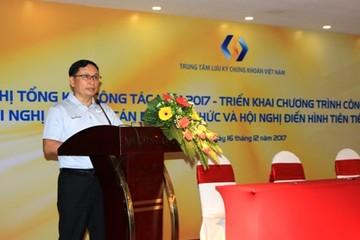 Nghiên cứu nghiệp vụ T+0 là một mục tiêu trọng tâm của VSD năm 2018