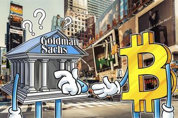 Goldman Sachs sắp mở phòng giao dịch bitcoin