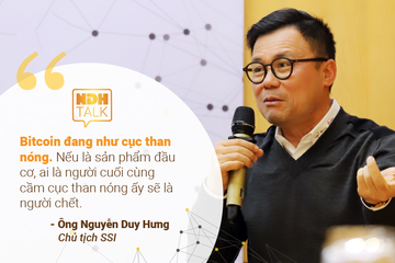 Doanh nhân và chuyên gia tại Việt Nam nói gì về bitcoin?