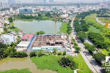 Diện mạo hạ tầng khu Nam Sài Gòn thay đổi từng ngày: