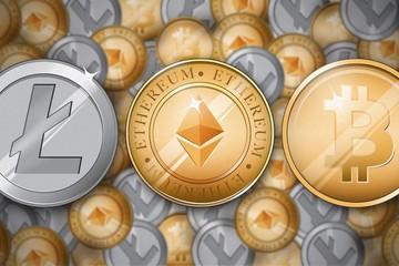 Không chỉ mình bitcoin, nhiều đồng tiền điện tử lớn lao dốc ngày Giáng Sinh