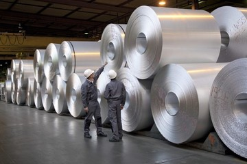 Mỹ khởi xướng điều tra tấm nhôm kim thông thường nhập khẩu từ Trung Quốc