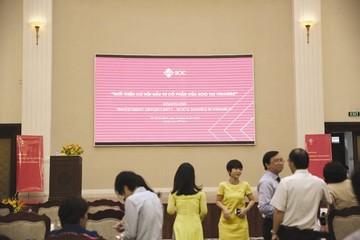 SCIC tiếp tục tái cơ cấu đến năm 2020