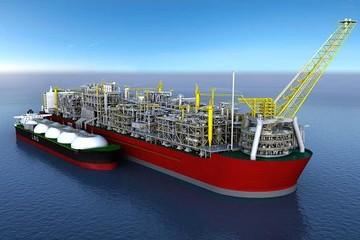 Tàu chở hàng lớn nhất thế giới bắt đầu hoạt động năm 2018