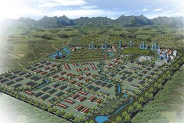 Điều chỉnh Quy hoạch chi tiết Khu công nghiệp Thạch Thất - Quốc Oai (Hà Nội)
