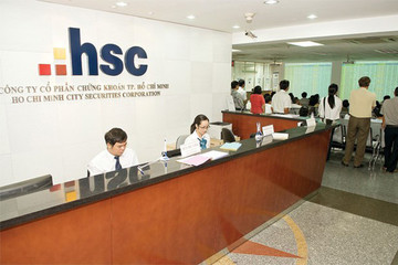 HSC tăng tạm ứng cổ tức từ 5% lên 6% bằng tiền