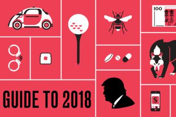 Bloomberg: 'Sổ tay' chính trị thế giới 2018