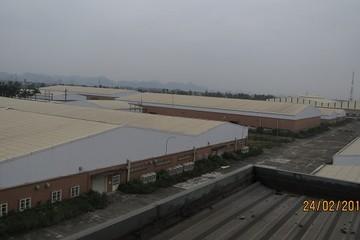 Agribank AMC bán đấu giá nhà xưởng, máy may, quần bò ... để thu nợ trăm tỷ