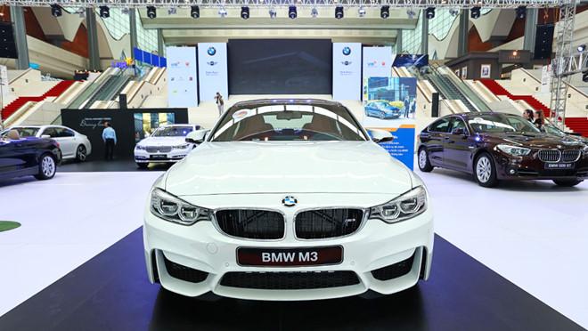 Trường Hải bắt đầu nhập khẩu xe BMW