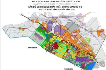 TP HCM không cho Địa ốc Alibaba tham gia các dự án ở Khu đô thị Tây Bắc
