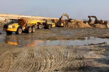 Dự án khai thác và tuyển quặng sắt Thạch Khê-Hà Tĩnh đã sẵn sàng để triển khai