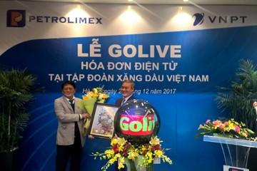 Petrolimex chính thức khởi tạo và phát hành hóa đơn điện tử