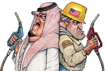Cuộc chiến giữa OPEC và Mỹ tiếp tục gây áp lực thị trường dầu thô năm 2018