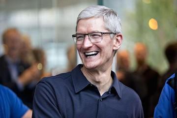 CEO Apple bị 'ép' dùng máy bay riêng
