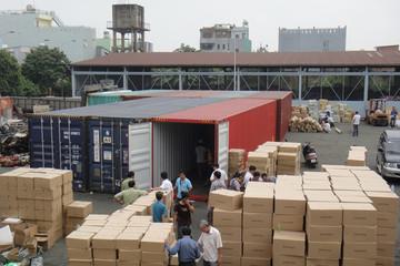Vụ 'mất tích' hơn 200 container: Khởi tố, điều chuyển nhiều công chức hải quan liên quan