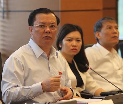 Bộ trưởng Tài chính: Việt Nam đủ bản lĩnh từ chối khoản vay lãi cao