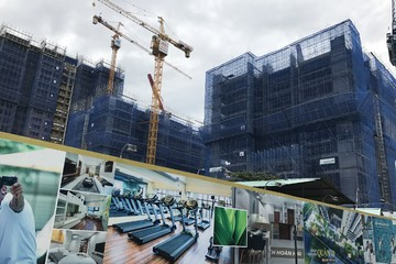 Sở Xây dựng chấp thuận cho QCG và HDG bán hàng ngàn căn hộ