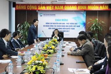OceanBank hoàn thành đàm phán với đối tác nước ngoài giai đoạn 1