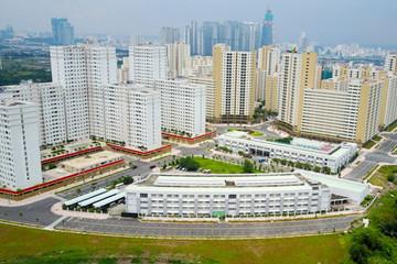 150 triệu đồng mỗi m2 đất gần khu tái định cư lớn nhất Sài Gòn