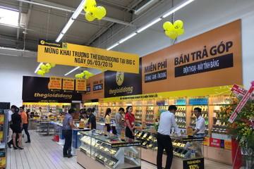 Thế Giới Di Động mua 95% vốn Trần Anh