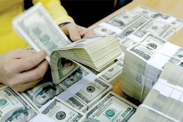 Dự trữ ngoại hối đạt đỉnh lịch sử gần 52 tỉ USD