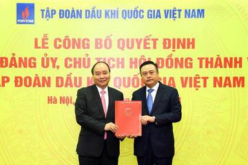 Thủ tướng giao 7 nhiệm vụ cho tân Chủ tịch PVN