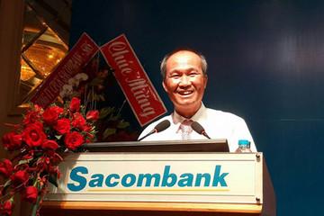 Chính thức rời ghế Chủ tịch 4 công ty, ông Dương Công Minh chuyên tâm Sacombank