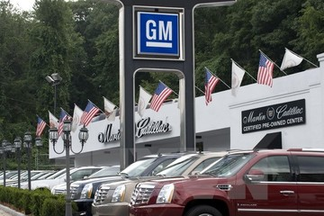 Doanh số bán ôtô tại Mỹ lần đầu tiên sụt giảm kể từ năm 2009