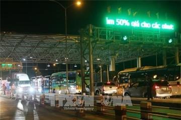 Bộ Giao thông vận tải chưa trình được phương án giải quyết cho trạm BOT Cai Lậy