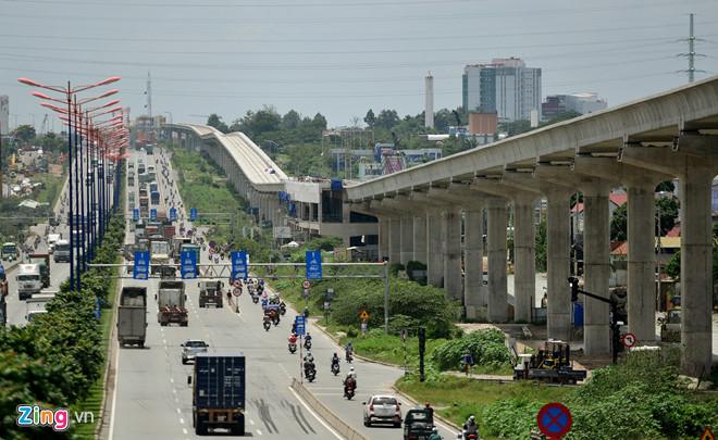 Vì sao hai tuyến metro của TP HCM đội vốn 44.000 tỷ?
