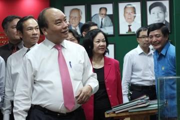 Thủ tướng: 'Sai phạm của Tập đoàn Cao su là một bài học'