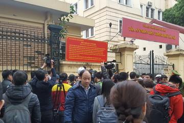 Trịnh Xuân Thanh giữ lại 5 luật sư