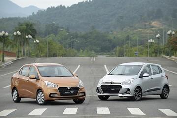 Chọn ôtô chơi Tết: Top 4 mẫu xe giá chỉ hơn 300 triệu đồng
