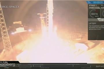 Tàu vũ trụ của Elon Musk thất bại, quân đội Mỹ mất vệ tinh do thám tối tân