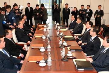 Đại diện Triều Tiên: 'Quan hệ liên Triều còn lạnh hơn thời tiết'