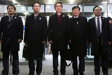 Hôm nay, Hàn - Triều bắt đầu đàm phán chính thức sau hơn 2 năm