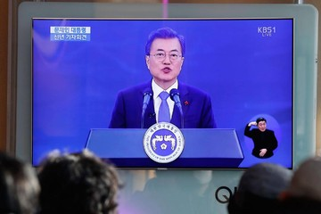 Tổng thống Hàn muốn gặp Kim Jong-un bàn chuyện hạt nhân