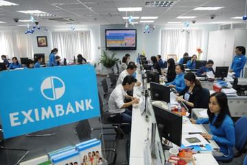 Eximbank đã bán 5,5 triệu cp Sacombank