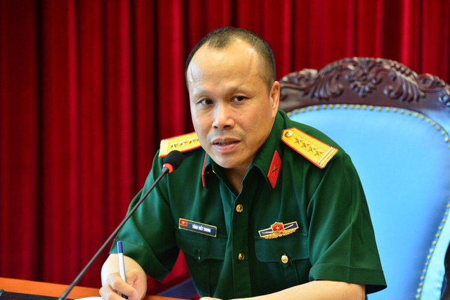 Lãnh đạo Viettel chuyển làm Phó Tư lệnh Tác chiến không gian mạng
