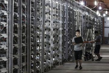 Trung Quốc có nhiều 'thợ đào' Bitcoin nhất thế giới