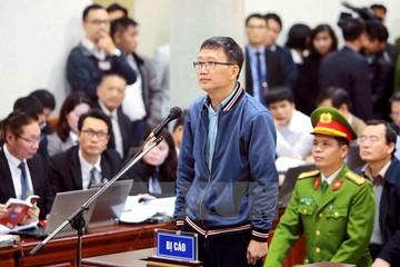 Viện Kiểm sát đề nghị Trịnh Xuân Thanh mức chung thân