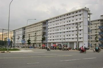 Thêm dự án nhà lưu trú cho công nhân tại Khu chế xuất Linh Trung II